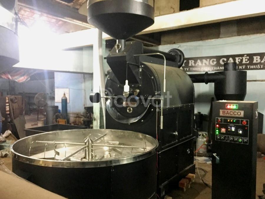 Máy rang cafe 120kg