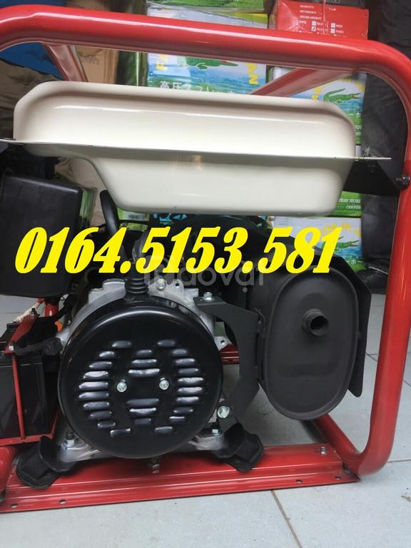 Máy phát điện 10kw Honda SH11000EX đề nổ chuyên cho gia đình