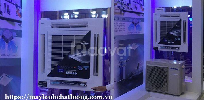 Điều hòa - máy lạnh âm trần Panasonic inverter 3hp T24KB4H52  (ảnh 1)