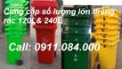 Nơi mua thùng rác 120L, 240L uy tín TPHCM (ảnh 1)