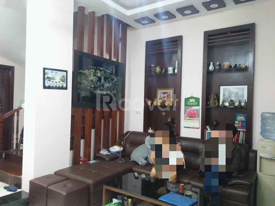 Bán nhà thiết kế kiểu biệt thự đẹp tại Cầu Giấy, Yên Hòa, Hà Nội (ảnh 3)