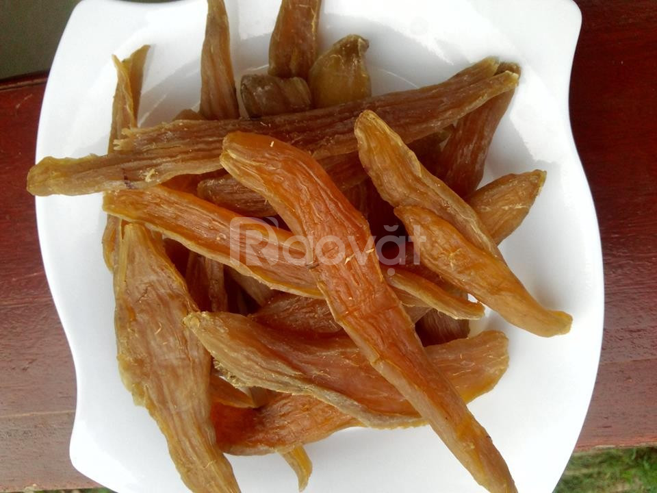 Khoai dẻo Hải Ninh, đặc sản Quảng Bình nổi tiếng