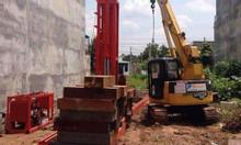 Ép cọc bê tông, ép cọc bê tông TPHCM, Bình Dương, Đồng Nai