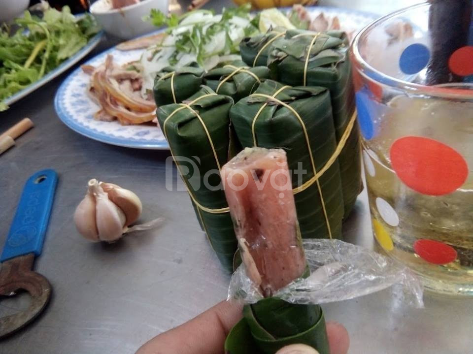 Bán nem chua Thanh Hóa tại Đà Nẵng