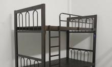 Giường tầng sắt, giường tầng inox giá rẻ, giường tầng sắt TPHCM
