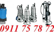 Bán máy bơm chìm nước thải 1HP, 1.5HP, 2HP