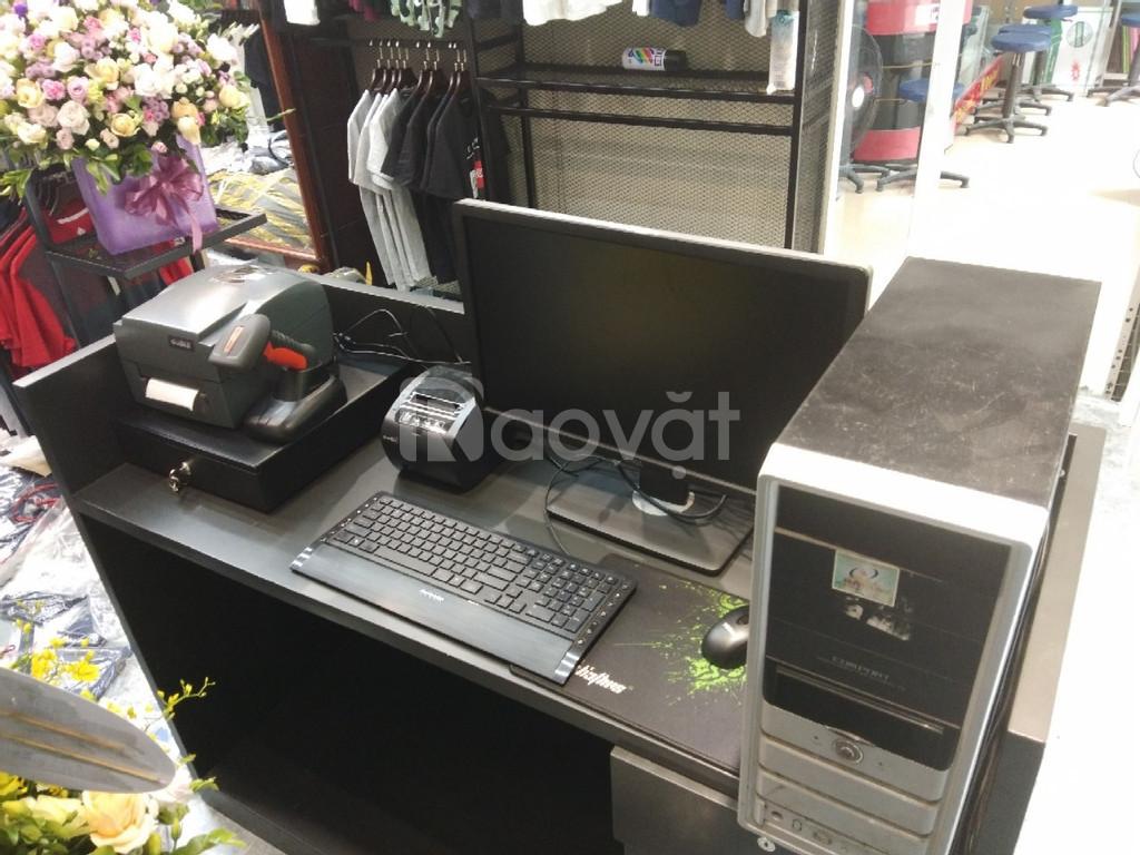 Bán máy tính tiền dành cho shop thời trang giá rẻ (ảnh 1)