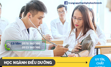 Điều kiện tuyển sinh Cao đẳng Điều dưỡng 2018