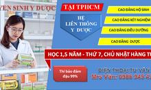 Liên thông cao đẳng Y dược ở đâu TPHCM?