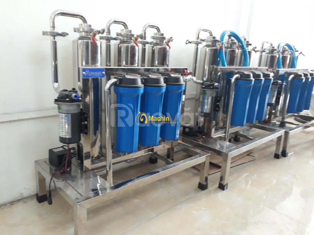 Máy lọc rượu công suất 20 - 30 lít/h