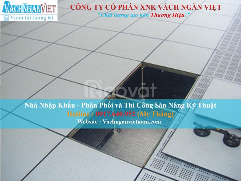 Báo giá sàn nâng kỹ thuật tại Đà Nẵng