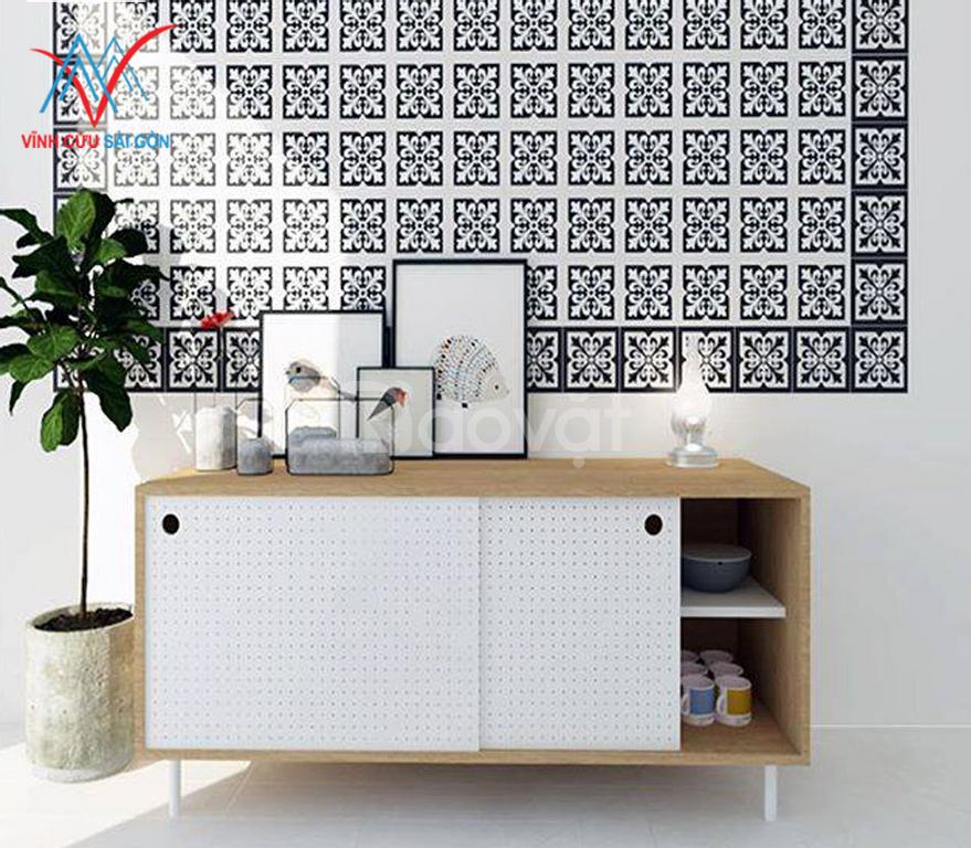 Chia sẻ bí quyết trang trí nội thất độc đáo với gạch bông cổ giá rẻ