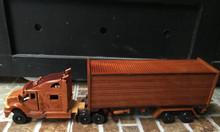 Mỹ nghệ gỗ mô hình xe Container