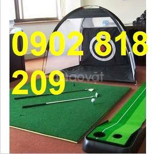 Thảm tập phát bóng golf cho người mới chơi