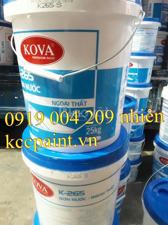 Nhà phân phối sơn nước Kova giá rẻ miền tây