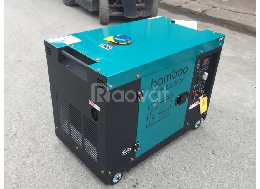 Máy phát điện Bamboo nhập khẩu chính hãng tại Hà Nội, TPHCM