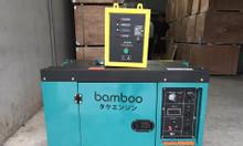 Tổng công ty máy phát điện 7kva chạy xăng, tủ chống ồn tại Hà Nội