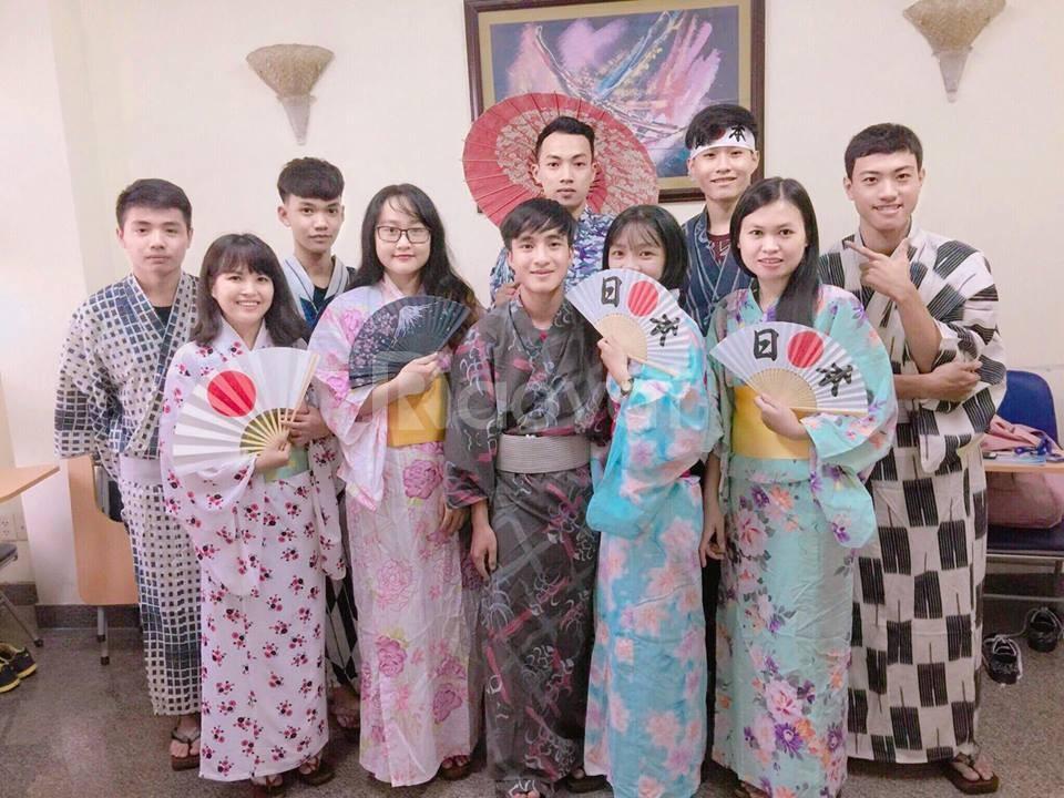 Khai giảng khóa tiếng Nhật dành cho người mới bắt đầu