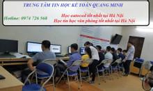 Tìm lớp học autocad tại Hà Nội
