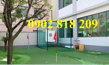 Chơi golf ngay tại nhà với bộ chơi golf mini
