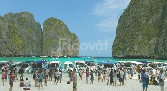 Vịnh đẹp Thái Lan đóng cửa trong 4 tháng tới