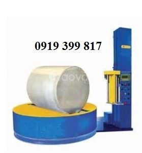 Máy quấn màng pallet dạng cuộn giá rẻ tại HCM (ảnh 7)