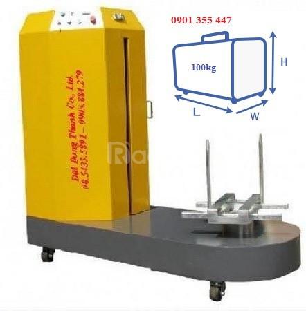 Máy quấn màng pallet dạng cuộn giá rẻ tại HCM (ảnh 6)