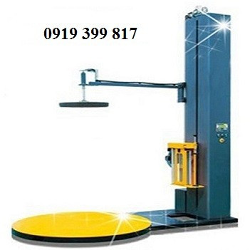 Máy quấn màng pallet dạng cuộn giá rẻ tại HCM (ảnh 3)