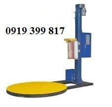 Máy quấn màng pallet dạng cuộn giá rẻ tại HCM (ảnh 1)