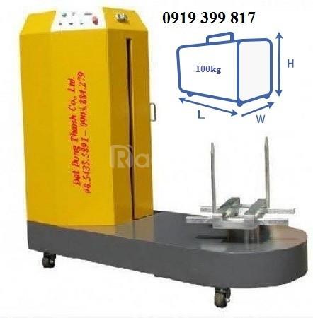 Máy quấn màng pallet dạng cuộn giá rẻ tại HCM (ảnh 5)