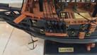 Mô hình mỹ nghệ gỗ tàu cướp biển nhỏ 55cm (ảnh 6)