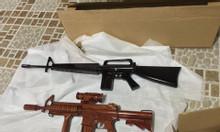 Mỹ nghệ gỗ (mô hình súng trường)
