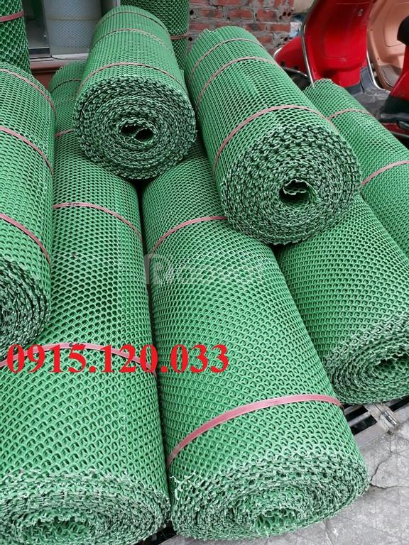 Lưới nhựa cứng làm lót sàn hoặc quây trang trại