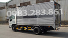 Xe tải isuzu 1.9T thùng kín dài 4 mét (ảnh 3)