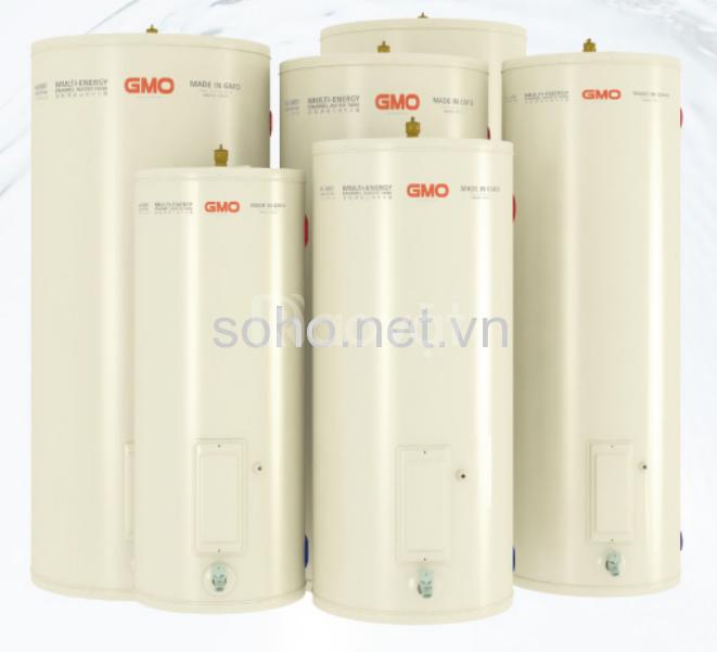 Bình chứa nước nóng GMO 100-500L an toàn hiệu quả (ảnh 1)