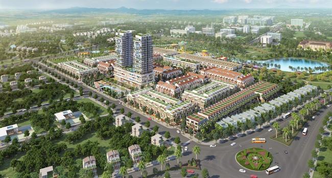 Nhà phố ngay trung tâm Bà Rịa - Vũng Tàu (ảnh 1)