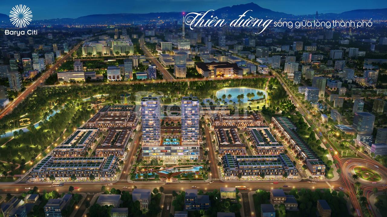 Nhà phố ngay trung tâm Bà Rịa - Vũng Tàu (ảnh 5)