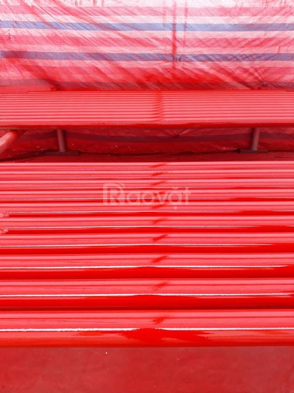 Giá của sơn chống rỉ đỏ xám Cadin cho công trình sắt thép