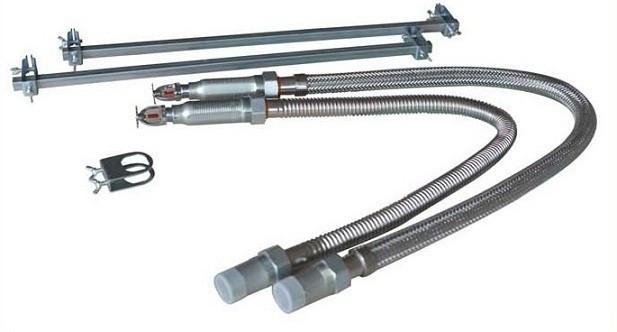 Cung cấp ống mềm Sprinkler 700mm nhập khẩu chính hãng Hàn Quốc