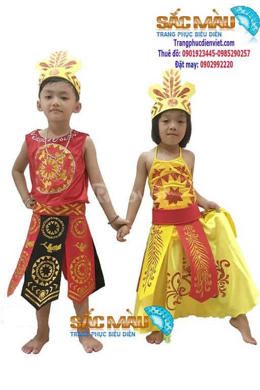 Thuê trang phục diễn trẻ em giá rẻ quận 12, Hóc Môn, Củ Chi