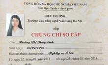 Học lễ tân khách sạn tại Đà Nẵng