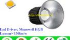 Bộ đèn led nhà xưởng 100w (ảnh 5)