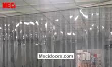 Màn nhựa PVC ngăn lạnh tiêu chuẩn