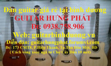 Bán guitar gỗ hồng đào giá rẻ