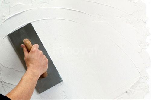Bột trét tường tốt cho công trình