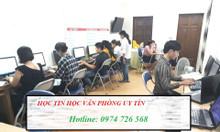 Nên học tin học văn phòng ở trung tâm nào tại Hà Nội