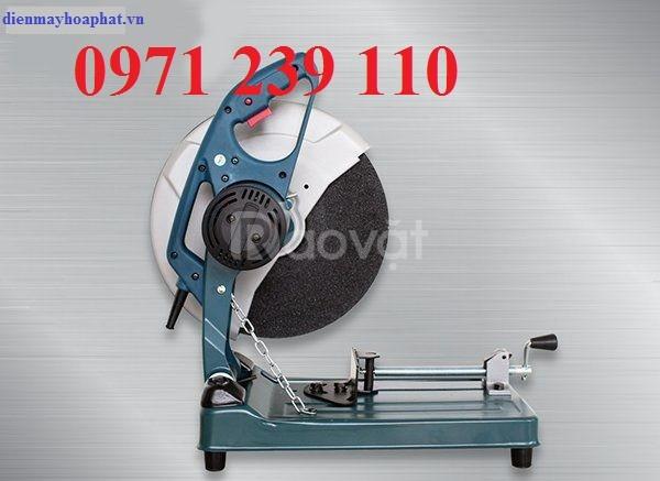 Máy cắt sắt KCT MOD.K1 cắt với tốc độ nhanh 80m/s công suất mạnh mẽ