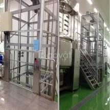 Tời nâng hàng giá rẻ cho kho hàng nhà xưởng tại TPHCM
