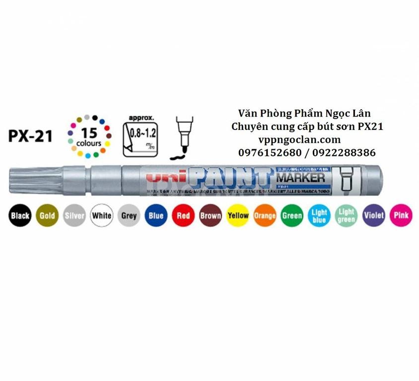 Bút sơn ini paint PX20