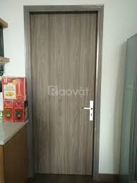 Cửa gỗ công nghiệp MDF, cho phòng ngủ, cao cấp, bền đẹp, tại TpHCM
